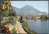 AK Panorama Garda See, Riva     53/44