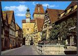 AK Rothenburg, St. Markus mit Roederbogen    48/34