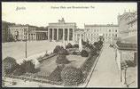 AK Berlin Pariser Platz von 1908    4/26
