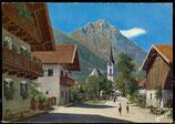 AK Piding, Salzburgerstr. mit Hochstaufen   68/18
