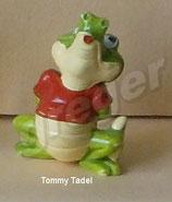 Die Kroko Schule von 1991  - Tommy Tadel - ohne BPZ  -  2x