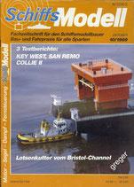 Schiffsmodell 10/89 b  abl