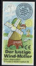 Der lustige Wind-Müller von 1994  Nr. 651 389 - 1x