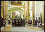 AK Alpenstadt Innsbruck, Inneres der Hofkirche mit Grabmal Kaiser Maximilians des I.    65/ 44