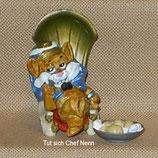 Miezi Cats von 1998  - Tut sich Chef Nenn  - mit BPZ   - 6x