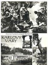 AK Karlovy Vary Mehrbildkarte      51/20