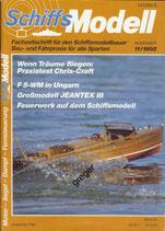 Schiffsmodell 11/92 a