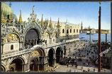 AK Venezia Piazetta San Marco     y32