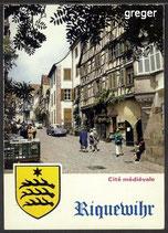 AK Riquewihr, La Rue du Gal-de-Gauille    80-o