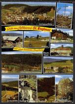 AK Grüße von St. Englmar, Mehrbildkarte   16/26