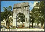 AK  Aix Les-Bains. L'Arc de Campanus    86m
