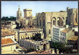 AK Avignon, Palais des Papes    76n