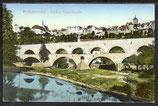 AK Rothenburg o. Tauber – Doppelbrücke    4/8
