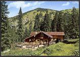 AK Kenzenhütte , Ammergauer Alpen   48/40