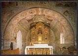 AK Durnholz Kirche zum Hl. Nikolaus, Fresken aus dem 15. Jh.   16/34
