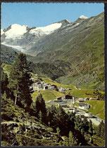 AK Gletscherdorf Obergurgl Ötztal Tirol   29/34