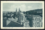 AK Neutrelitz Schloßkirche mit Stadtansicht     65b
