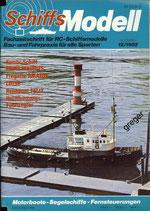 Schiffsmodell 12/82 b