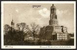 AK Deutsches Reich, Hamburg, Bismarck-Denkmal     79j
