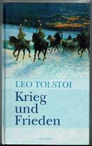 Krieg und Frieden von Leo Tolstoi