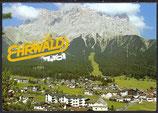 AK Österreich Ehrwald, Tirol, Panorama  16/19
