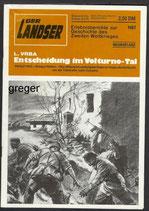Der Landser  Nr.1697