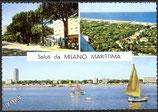 AK Milano Mehrbildkarte    y24