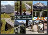 AK Europabrücke, Mehrbildkarte   6n