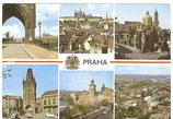 AK Prag, Mehrbildkarte     51/8