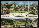 AK Mehrbildkarte Fränkische Schweiz     71/34