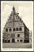 AK Weißenburg in Bay. Altes Rathaus 6/44
