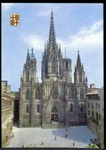 AK Barcelona, La Catedral    58/40