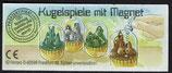 Kugelspiele mit Magnet von 1996 -   Froschspiel    700479 - 1x