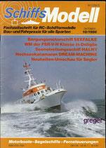 Schiffsmodell 10/86 a  abl