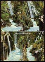 AK Mehrbildkarte, Wimbachklamm   73/33