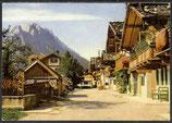 AK Garmisch-Partenkirchen, Frühlingsstrasse     34/32
