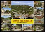 AK Mehrbildkarte vom Wildbad im Schwarzwald   73/10