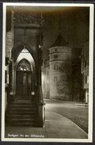 AK Stuttgart an der Stiftskirche 10/2