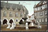AK Goslar Marktbecken   12/18