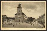 AK Husum – Markt mit Kirche    5/24