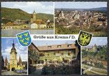 AK Krems an der Donau, Mehrbildkarte    54/18