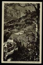 AK Eaux-Bonnes, Le Casinoet village d´Aas   91/4