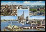 AK Amsterdam Mehrbildkarte     64/39