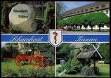 AK Scharnhorst-Kaserne, Hamburg- Heimfeld, Mehrbildkarte    48-l