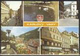 AK Karlovy Vary, Mehrbildkarte      57/37