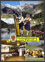 AK Urlaubsgrüße aus Tirol, Mehrbildkarte    54/32