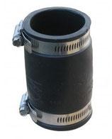 PVC-Elastomer Muffe