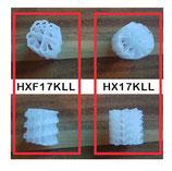 Hel-X  HXF17KLL schwarz 100Liter - Ø 17mm