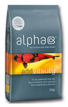 alpha Add Vitality 5mm 1.0Kg / 4Kg Beutel