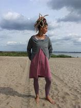 Froeken Frida Sweaty Jacke Käthchen, BIO grau